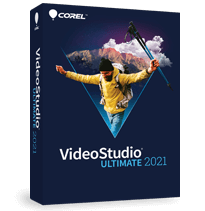Corel VideoStudio Ultimate Boxshot