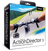 CyberLink ActionDirector Boxshot