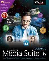 CyberLink Media Suite promo code