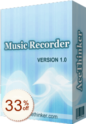 Acethinker Musik-Recorder Shopping & Trial