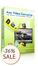 Any Video Converter Pro. Discount Coupon