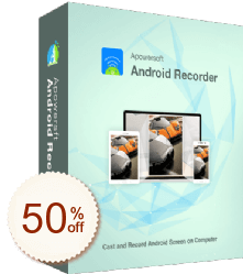 Apowersoft Android Recorder Discount Coupon