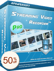 Apowersoft Streaming Video Recorder Discount Coupon