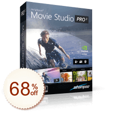 Ashampoo Movie Studio Pro Discount Coupon