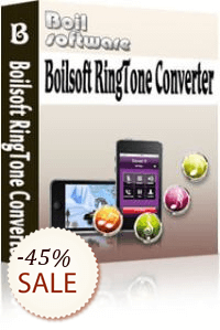 Boilsoft RingTone Converter Discount Coupon