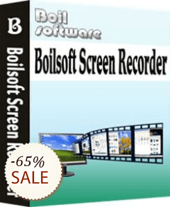 Boilsoft Screen Recorder Discount Coupon