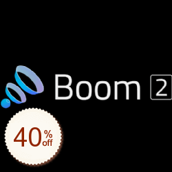 Boom Discount Coupon