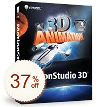 Corel MotionStudio 3D Discount Coupon