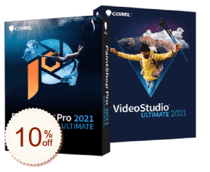 Corel Foto und Video Discount Coupon
