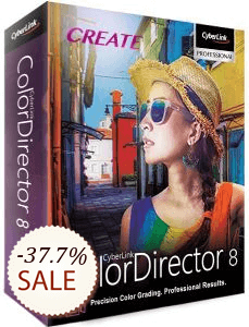 CyberLink ColorDirector Discount Coupon