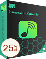 DRmare Music Converter Discount Coupon