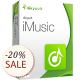 iSkysoft iMusic Discount Coupon