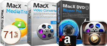 MacX Media Management Suite Discount Coupon
