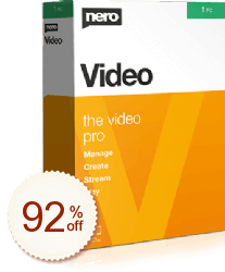 Nero Video Discount Coupon
