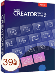 Roxio Creator NXT Pro Discount Coupon