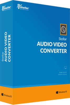 Stellar Audio Video Converter Discount Coupon