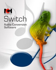 Switch Audio File Converter sparen