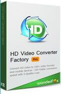 WonderFox HD Video Converter Factory Pro Discount Coupon