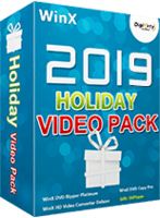 WinX Holiday Video Pack