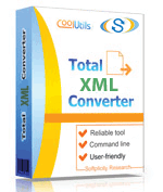 CoolUtils Total XML Converter Shopping & Trial