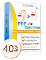 CoolUtils PDF Combine Discount Coupon