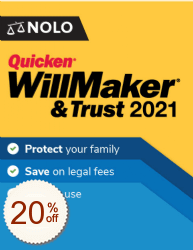 Quicken WillMaker & Trust Discount Coupon