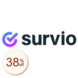 Survio Survey Software Discount Coupon