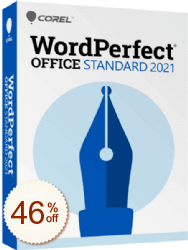 WordPerfect Office Standard sparen