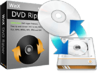 WinX DVD Ripper Free Edition Shopping & Trial