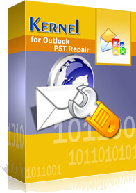 Kernel for Outlook PST Repair promo code