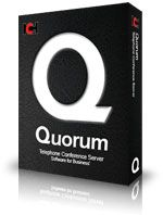 Quorum Telephone Conference Server Discount Coupon
