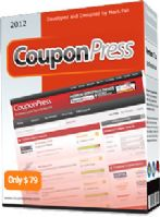 PremiumPress Coupon Theme Discount Coupon