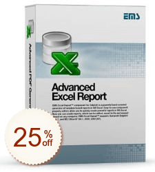 EMS Advanced Excel Report Discount Deal