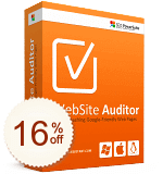 WebSite Auditor Shopping & Trial