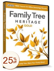 Family Tree Heritage Shopping & Trial