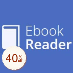Icecream Ebook Reader Pro Discount Coupon