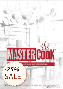 MasterCook Shopping & Trial