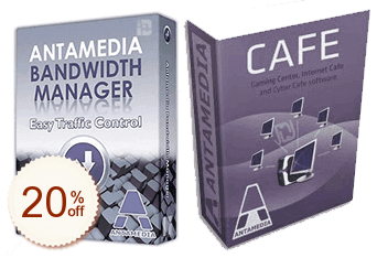 Antamedia Internet Cafe Software Bundle Discount Coupon