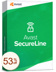 Avast SecureLine VPN Discount Coupon