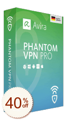Avira Phantom VPN Pro Discount Coupon