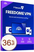 F-Secure Freedome VPN Shopping & Trial