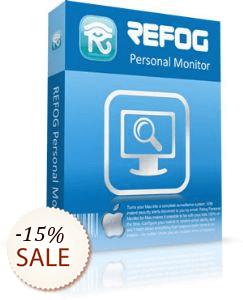REFOG Personal Monitor für MAC Discount Coupon