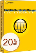 Download Accelerator Manager Discount Coupon