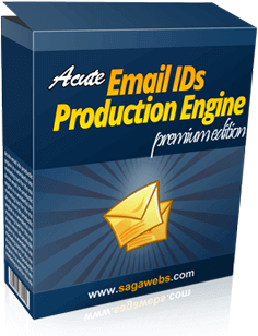 Acute Email IDs Production Engine Shopping & Trial