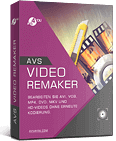 AVS Video ReMaker Rabatt