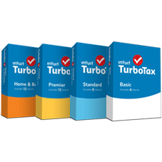 TurboTax Desktop Canada Shopping & Trial