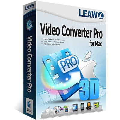 Leawo Video Converter Pro for Mac Shopping & Review