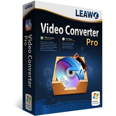 Leawo Video Converter Pro Shopping & Review