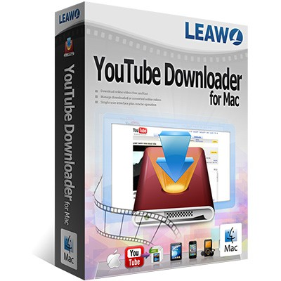 Leawo YouTube Downloader for Mac Discount Coupon