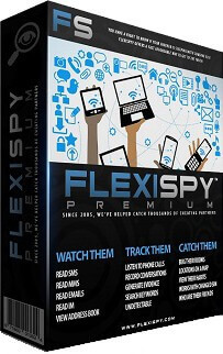 FlexiSPY Shopping & Trial